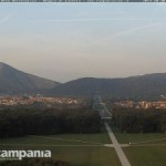 Reggia di Caserta Webcam online 24h