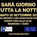 GEP-2014: Ingresso a 1 euro sabato 20 settembre